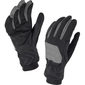 Sealskinz Helvellyn Gloves Black/Charcoal